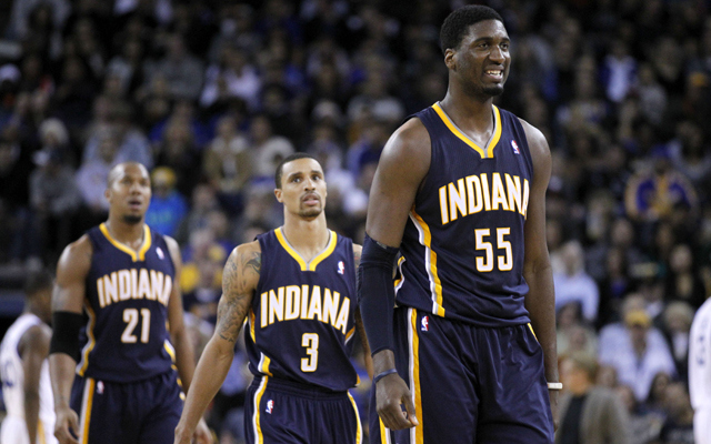 Without their leader, Paul George, Indiana is in for a rough season. (Cary Edmondson/USA TODAY Sports)