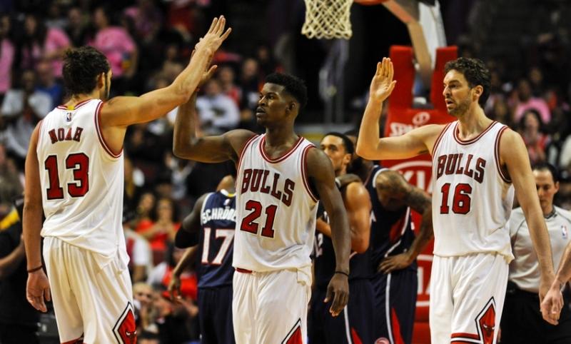 NBA: Preseason-Atlanta Hawks at Chicago Bulls