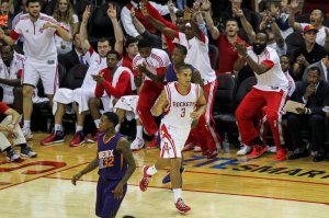 NBA: Preseason-Phoenix Suns at Houston Rockets