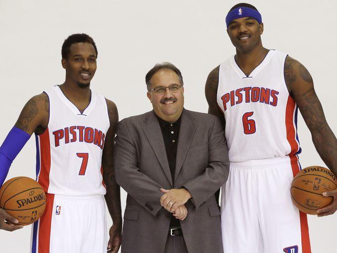 Can Stan Van Gundy restore order in Detroit? (Carlos Asorio/Associated Press)