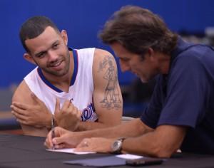 Jordan Farmar signing