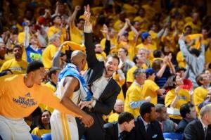 Denver Nuggets v Golden State Warriors - Game Three