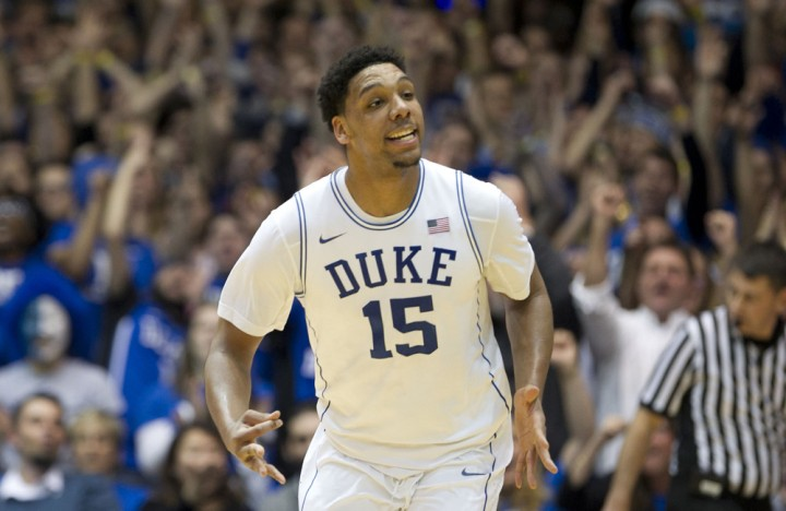 NCAA BASKETBALL: FEB 18 North Carolina at Duke
