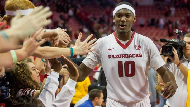 How well will Bobby Portis adjust to the NBA? (Gareth Patterson/AP)