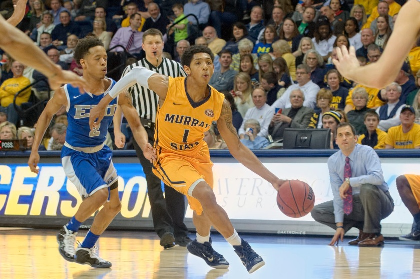 Murray State's Cam Payne could be a steal. (Associated Press)