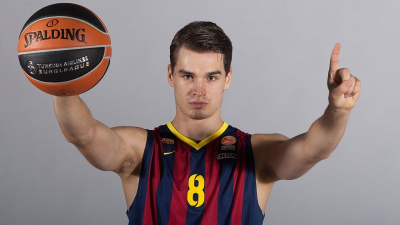 Mario Hezonja's upside is through the roof. (Getty Images)