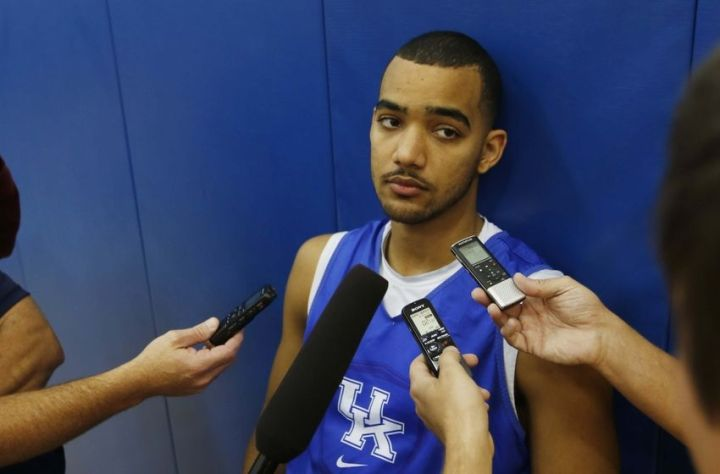 Trey Lyles could find himself in the top-10 this June. (Mark Zerof/USA Today Sports)