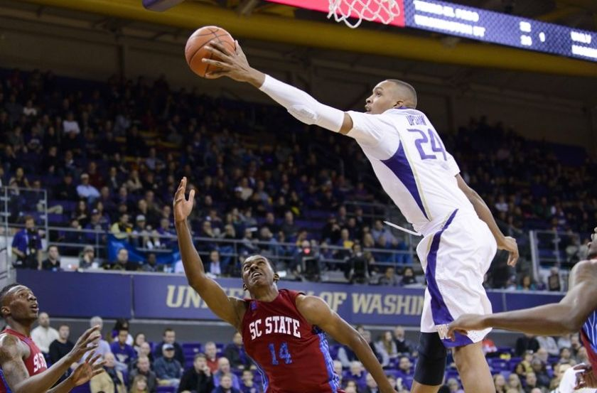 Upshaw's stock in on the come up. (Getty Images)