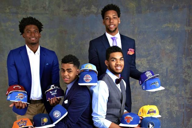 The 2015 Draft is LOADED. (Getty Images)