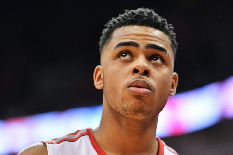 Will D'Angelo Russell be a Laker on June 25th? (Getty Images)