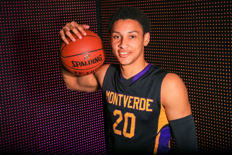 Ben Simmons is the #1 overall prospect in 2016. (Joshua C. Cruey/Orlando Sentinel)
