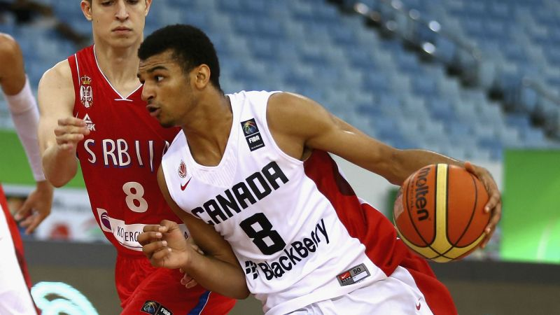 Jamal Murray, a scoring sensation from Ontario, Canada, will have a huge impact for UK next season. (Getty Images)