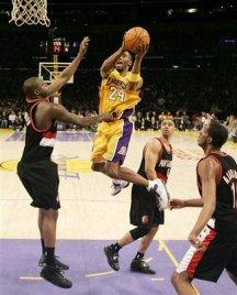 Kobe Blazers 20077