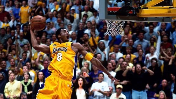 Kobe Bryant 2001
