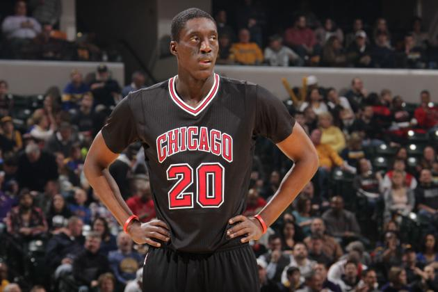 Tony Snell can be an integral part of Fred Hobierg's new rotation in Chicago. (Ron Hoskins/Getty Images)