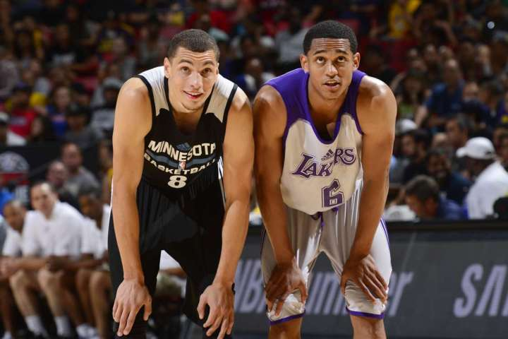 Zach LaVine v. Jordan Clarkson: Who is Best In Show? (Getty Images)