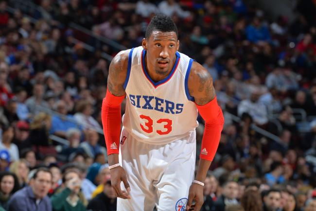 Robert Covington (Jesse D. Garrabrant:Getty Images)