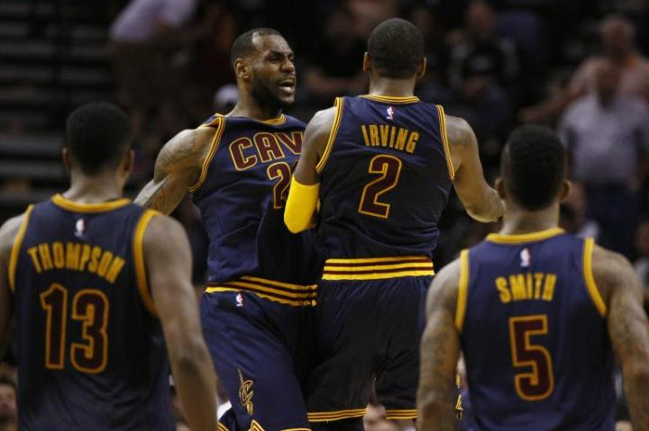 The East is Cleveland's conference to lose. (Soobum Im/Getty Images)