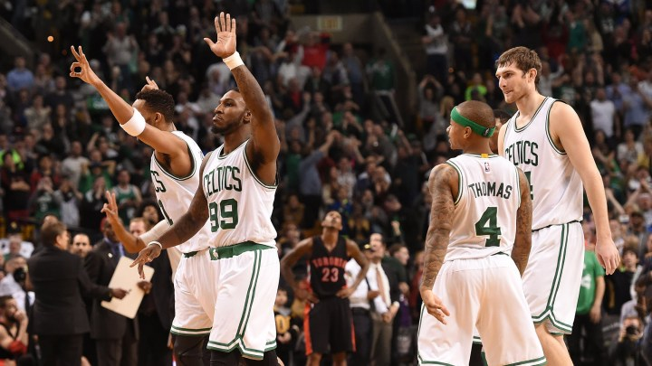 Boston is almost three deep at every position. (Getty Images)