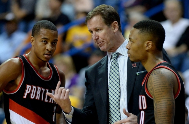 CJ McCollum's scoring prowess is needed on this young Blazers squad. (Jayne Kamin-Oncea/USA TODAY Sports)