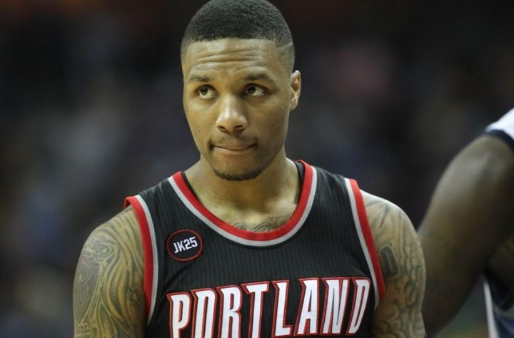 Damian Lillard could easily become the league's next scoring champ. (Getty Images)