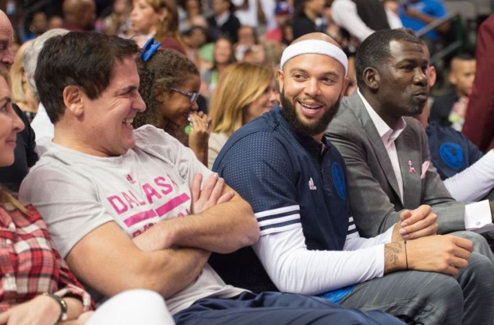 Deron Williams is hoping fir a career revival in the Big D. (Jerome Miron/USA TOSAY Sports)