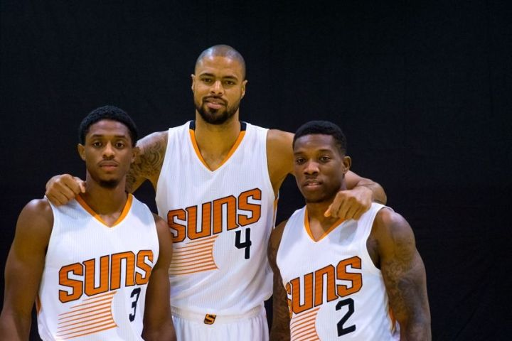 A new Big 3 out west? (Mark J. Rebilas/USA TODAY Sports)