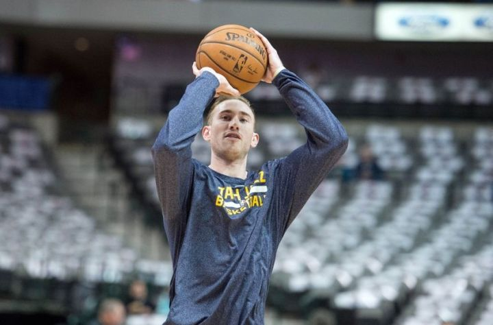 Gordon Hayward and the Jazz will make a strong push for the postseason in 2015-16. (Jerome Miron/USA TODAY Sports)