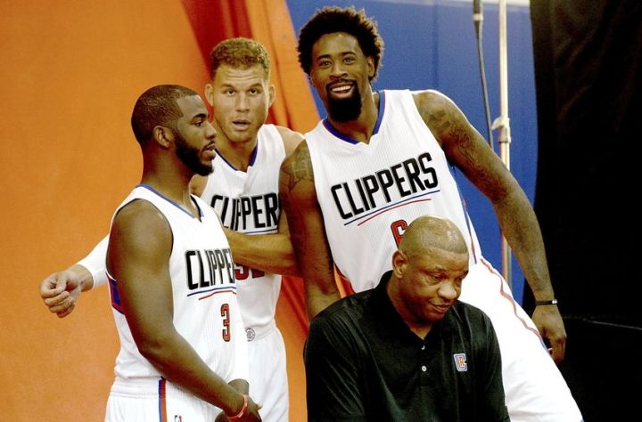The Clippers are LOADED. (Jayne Kamin-Oncea/USA TODAY Sports)