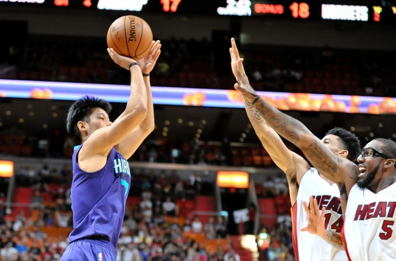 Jeremy Lin is the shot creator Charlotte has lacked to slot alongside Kemba Walker. (Getty Images)