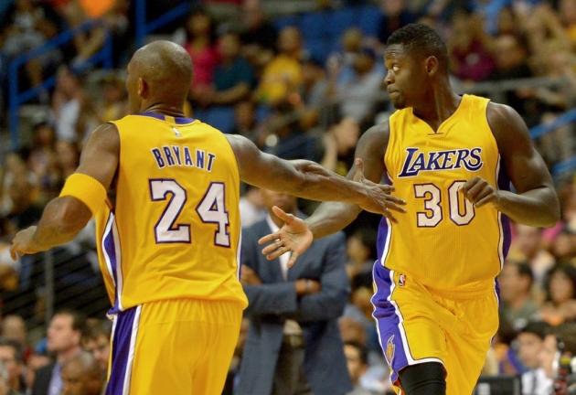 Kobe dubbed Julius Randle as