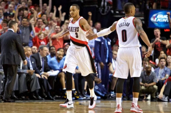 Do the Trail Blazers now have two All-Stars in the backcourt? (Craig Mitchelldyer/USA TODAY Sports)