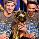 USP NBA: PLAYOFFS-GOLDEN STATE WARRIORS AT CLEVELA S BKN USA OH