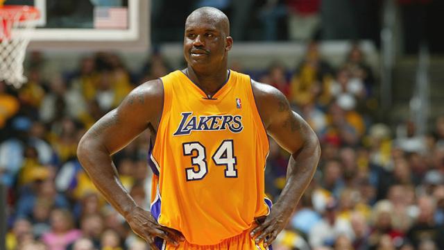 Rockets v Lakers