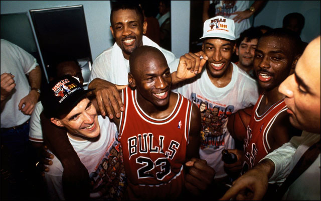 MJ & Bulls