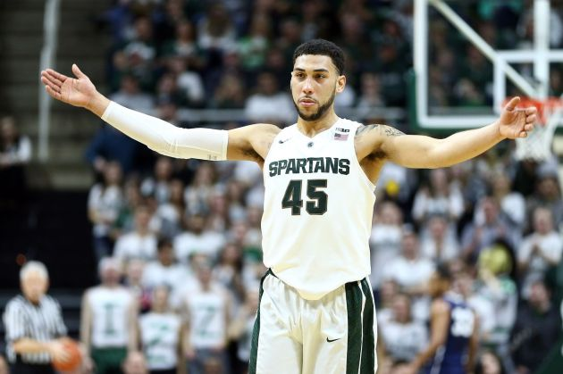 Denzel Valentine is a versatile wing prospect. (Mike Carter/USA TODAY Sports)