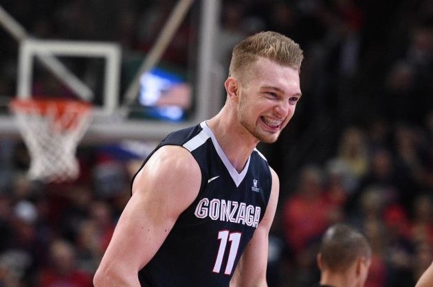 Sabonis won't last long in the draft. (Kyle Terada/USA TODAY Sports)