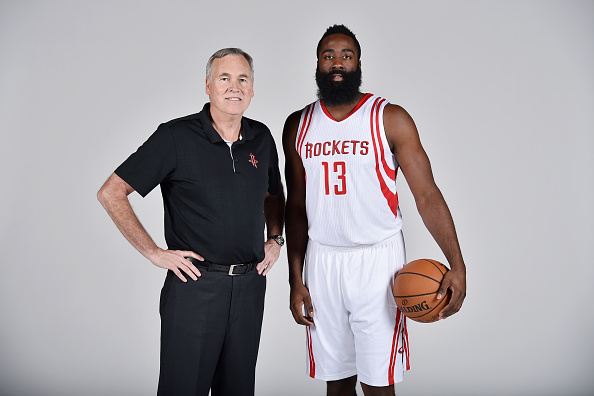 2016-2017 Houston Rockets Media Day