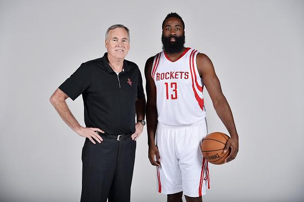2016-2017 Houston Rockets Media Day