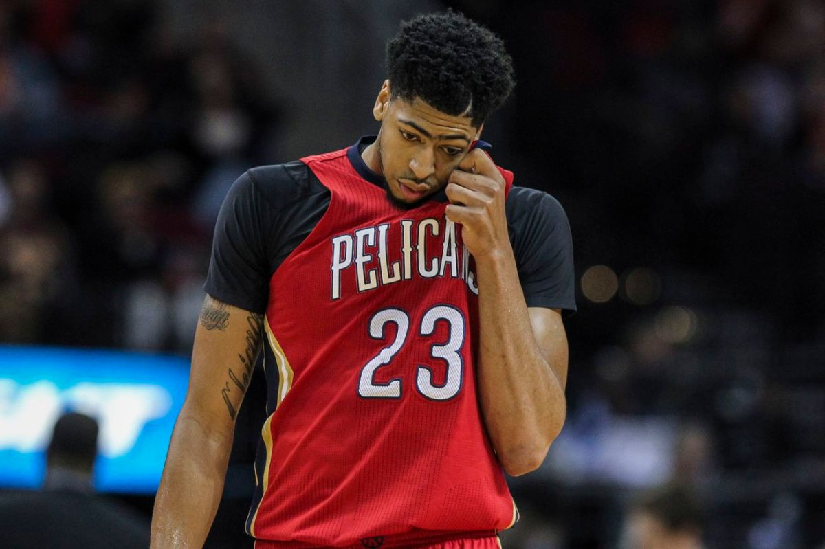 """10/27/16 • Quick Feature: """"Anthony Davis Almost Scored Half the Pels' Points LastNight"""""""