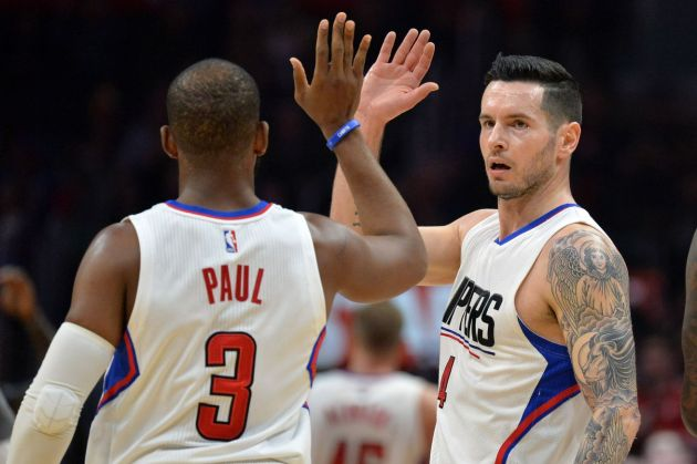 Are the Clippers legitimate challengers to GS's Pacific Division crown? (USA TODAY Sports)