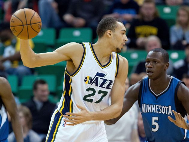 Rudy Gobert & Gorgui Dieng are amongst a few extension candidates who cashed in. (USA TODAY Sports)