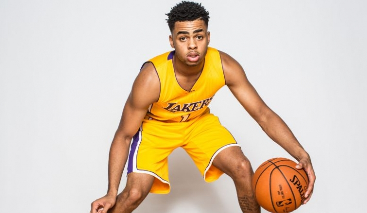 PG D'Angelo Russell