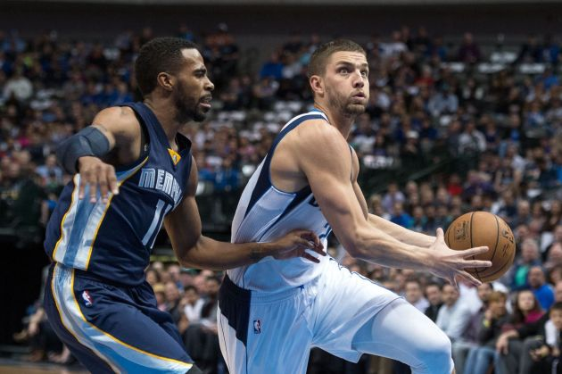 Chandler Parsons to MEM will have a great impact on the Southwest in 2017. (USA TODAY Sports)