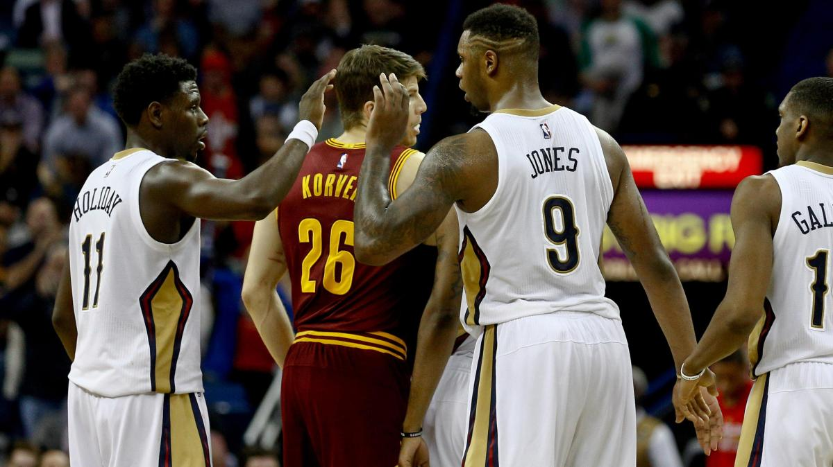 "Quick Notes: ""Pels Upset Cavs"""